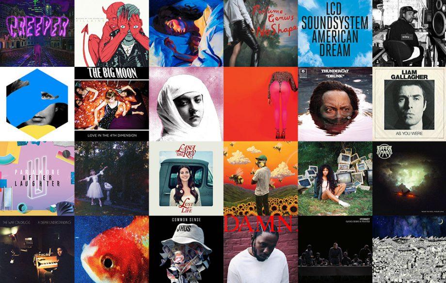 Top 100 Beste Albums Overzicht En Ranglijstde Top 100
