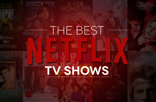 THE 100 BEST AND MOST POPULAR NETXLIX TV SERIES UK AND USA