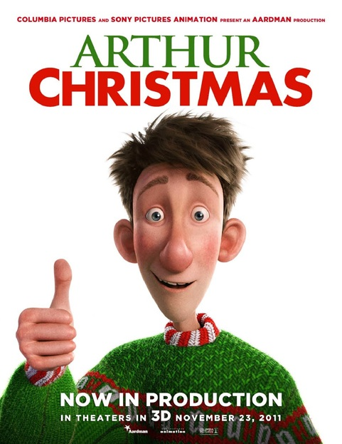 arthur christmas kerstfilm